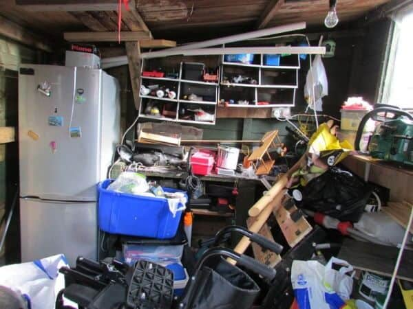 Clean Out Your Garage