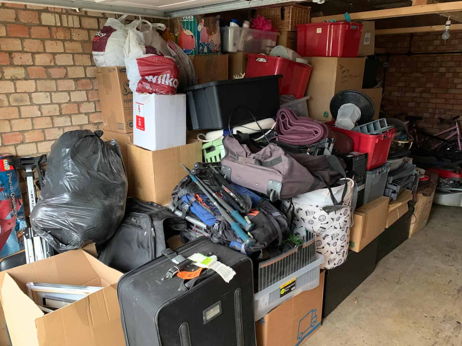 Garage Rubbish Removal In Bedford