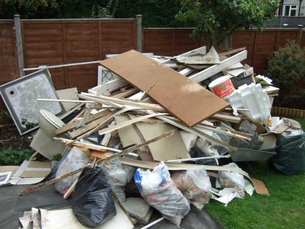 Have Piles Of Rubbish?