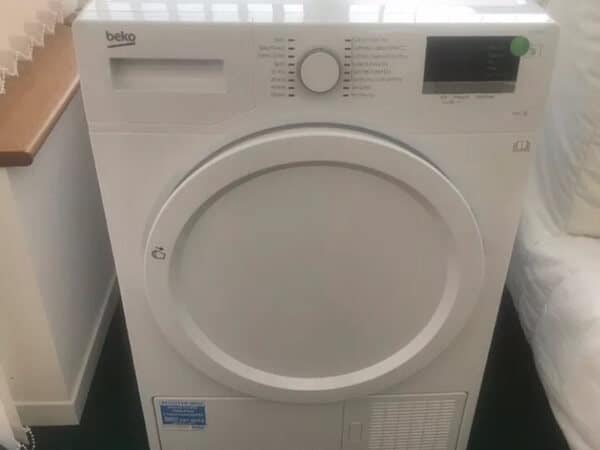 Tumble Dryer Removal Service
