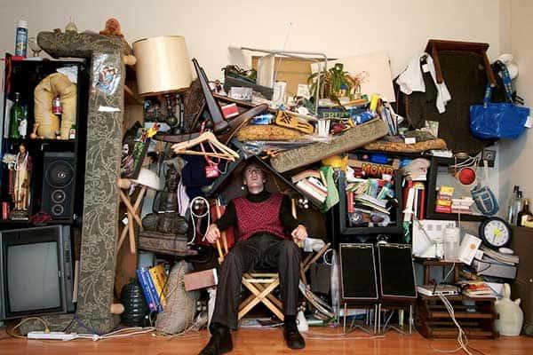 Decluttering Rubbish