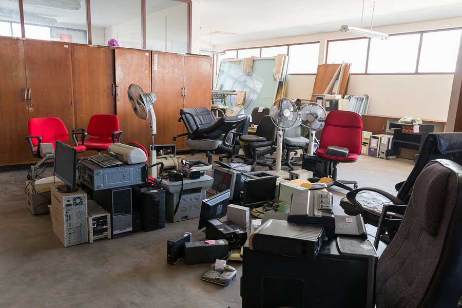 Office Clearance In Bedford